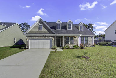 Ridgeville Single Family Home Contingent: 2004 Bridlewood Farms Parkway