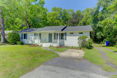 Mount Pleasant Single Family Home For Sale: 1140 Pleasant Pines Road