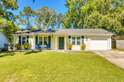 Summerville Single Family Home For Sale: 105 Sawtooth Lane
