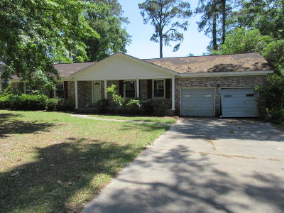 Summerville Single Family Home For Sale: 108 Pointer Drive