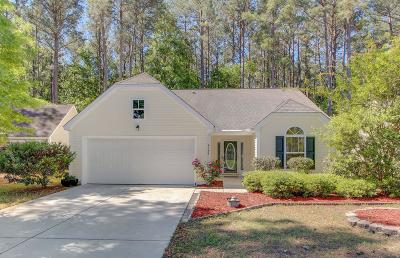 Summerville Single Family Home For Sale: 9156 Wildflower Way