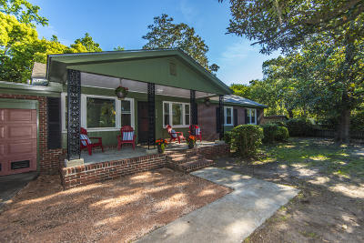 Single Family Home For Sale: 2034 Woodland Shores Road