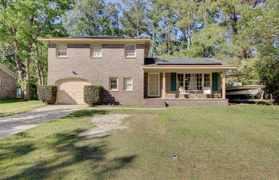 Summerville Single Family Home Contingent: 105 Six Iron Lane