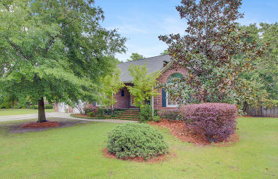 North Charleston Single Family Home For Sale: 5509 Lachapelle Bend