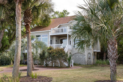 Edisto Island Single Family Home For Sale: 8918 Palmetto Road