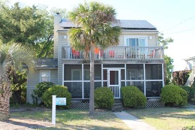 Isle Of Palms Single Family Home For Sale: 615 Carolina Boulevard