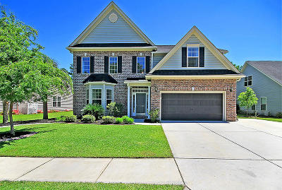 Summerville Single Family Home For Sale: 125 Hazeltine Bend