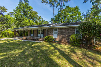 Summerville Single Family Home For Sale: 220 Lenwood Drive