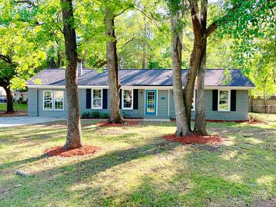 Summerville Single Family Home For Sale: 100 Beau Court