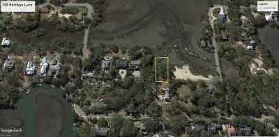 Charleston County Residential Lots & Land For Sale: 705 Remley Lane