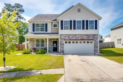 Ladson Single Family Home Contingent: 9653 Wilhammer Court