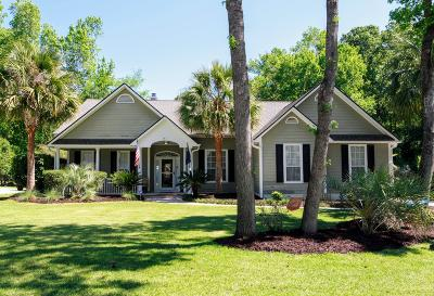 Summerville Single Family Home For Sale: 141 Old Course Road
