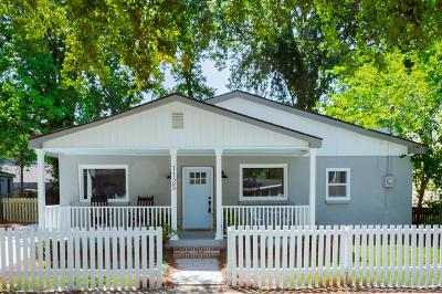 Charleston Single Family Home For Sale: 1125 Carnegie Avenue