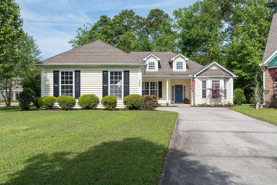 Summerville Single Family Home For Sale: 4880 Law Boulevard