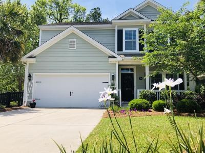 Charleston Single Family Home For Sale: 449 Sanders Farm Lane