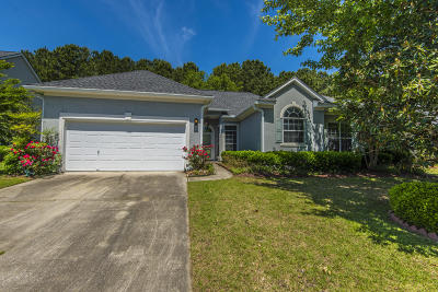 Charleston Single Family Home For Sale: 6060 Fieldstone Circle