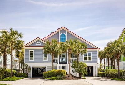 Isle Of Palms Single Family Home For Sale: 906 Ocean Boulevard