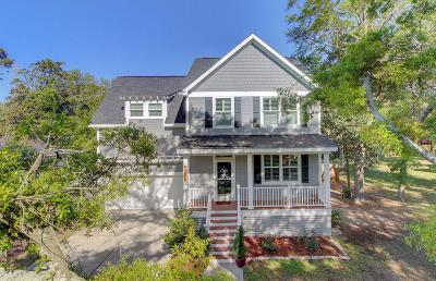 Charleston Single Family Home For Sale: 1274 Taliaferro Avenue