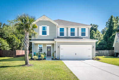Goose Creek Single Family Home For Sale: 110 Gavins Way