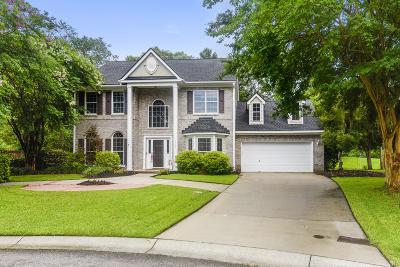 North Charleston Single Family Home For Sale: 5408 E Crosland Court