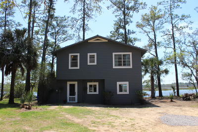 Edisto Island Single Family Home For Sale: 7883 Russell Creek Road