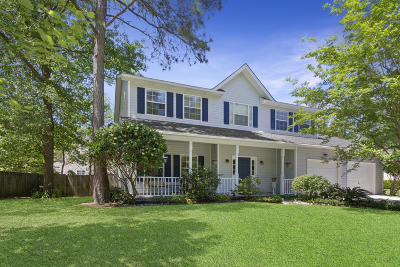 Goose Creek Single Family Home For Sale: 121 Adthan Circle