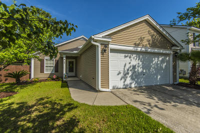 Ladson Single Family Home Contingent: 107 Brookhaven Way