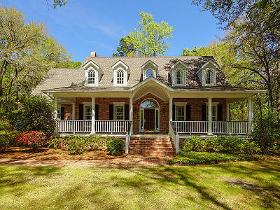 Summerville Single Family Home For Sale: 103 Drayton Drive