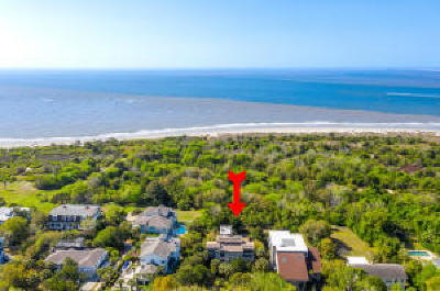 Sullivans Island Residential Lots & Land For Sale: 1659 Atlantic Avenue