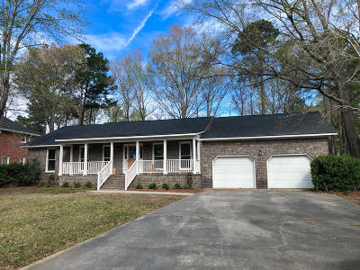 Goose Creek Single Family Home Contingent: 118 Stratford Drive
