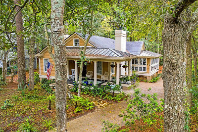 Kiawah Island Single Family Home For Sale: 576 Oyster Rake