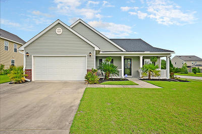 Goose Creek Single Family Home For Sale: 253 Clayburne Drive