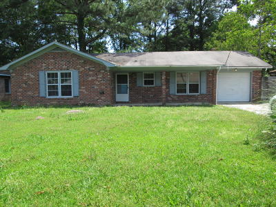 Summerville Single Family Home Contingent: 317 Gippy Drive
