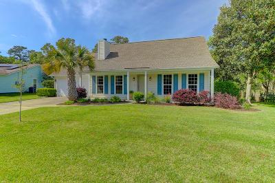 Mount Pleasant Single Family Home For Sale: 1562 Hidden Bridge Drive