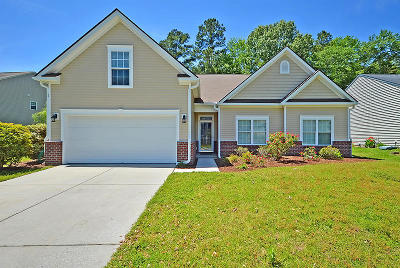 Summerville SC Single Family Home For Sale: $249,900