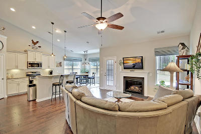 Summerville Single Family Home Contingent: 207 Saxony Loop