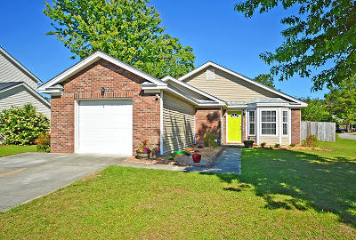 Ladson Single Family Home Contingent: 111 Brookhaven Way