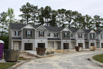 Berkeley County, Charleston County, Colleton County, Dorchester County Attached For Sale: 132 Buchanan Circle