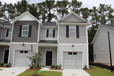 Berkeley County, Charleston County, Colleton County, Dorchester County Attached For Sale: 142 Buchanan Circle