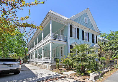Charleston Single Family Home For Sale: 77 Pitt Street