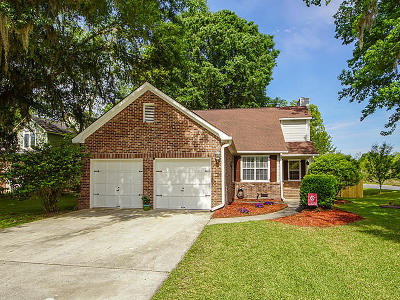 Charleston Single Family Home For Sale: 2 Roslyn Drive