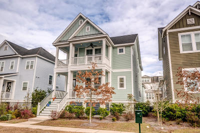Charleston Single Family Home For Sale: 1655 Pierce Street