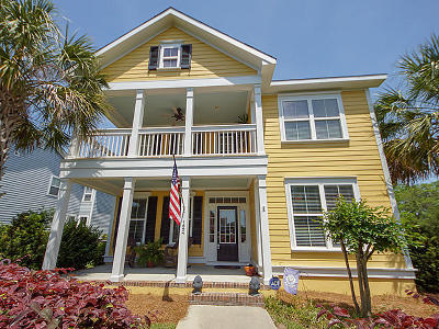 Moncks Corner Single Family Home For Sale: 124 Red Leaf Boulevard