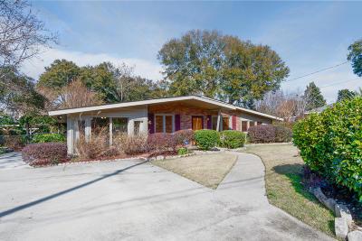 Charleston Single Family Home For Sale: 1180 Darwin Street