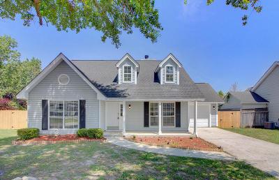 Goose Creek Single Family Home For Sale: 3034 Woodington Place
