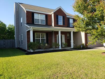 Moncks Corner SC Single Family Home For Sale: $277,900