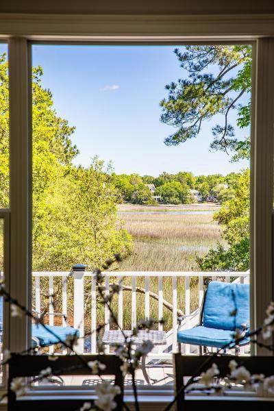 Charleston County Single Family Home For Sale: 405 Creek Bend Wharf