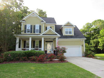 Legend Oaks Plantation Single Family Home Contingent: 125 Blackwater Drive