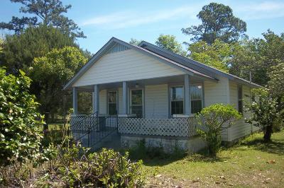 Walterboro Single Family Home Contingent: 680 Sidneys Road