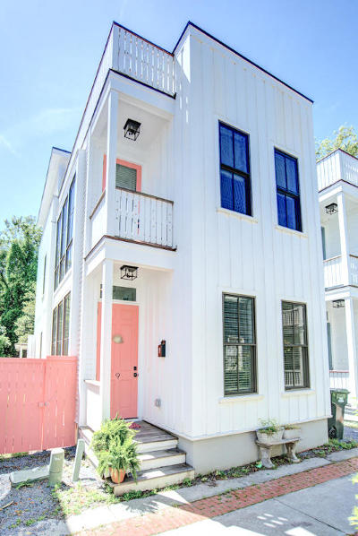 Charleston Single Family Home For Sale: 9 Porters Court